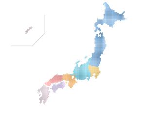施術できる施設地図